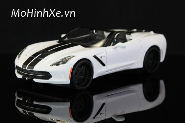 Corvette Stingray 2014 1:24 Maisto