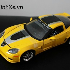 Corvette Z06 GT1 Commemorative Edition 2009 1:24 Maisto