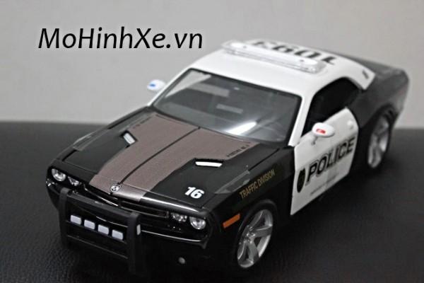 Dodge Challenger Concept Police 1:18 Maisto