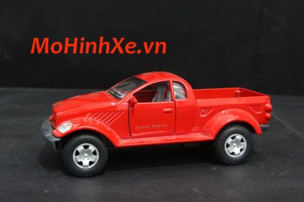 Dodge Power Wagon 1:36 Kinsmart