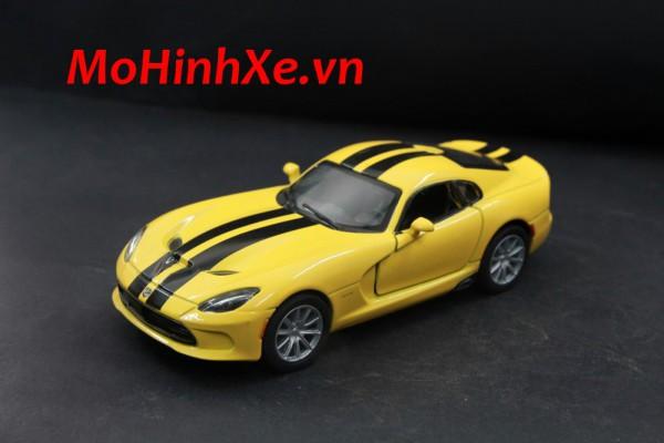 Dodge SRT Viper GTS 2013 1:36 Kinsmart
