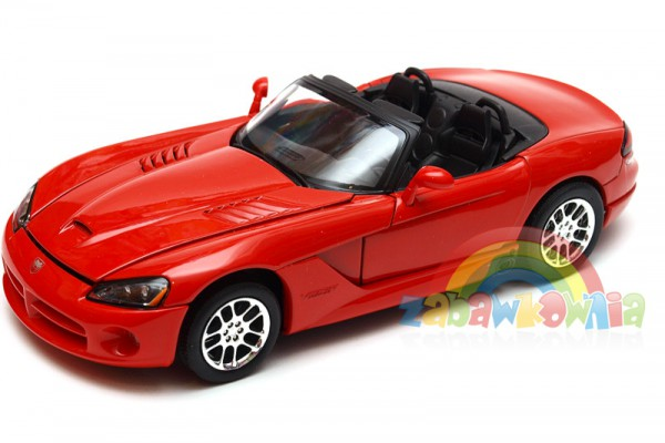 Dodge Viper SRT-10 2003 1:24 Welly