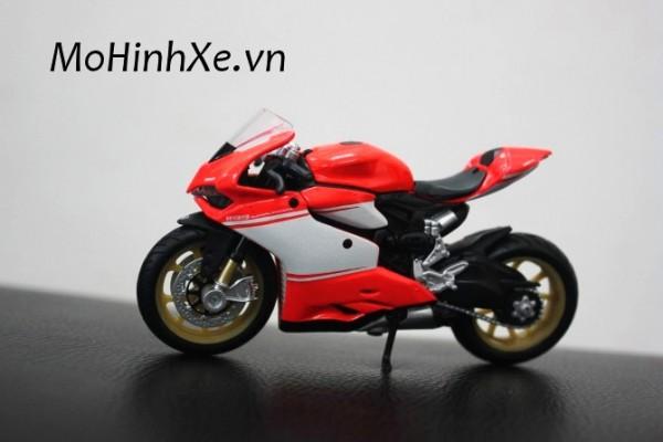 Ducati 1199 Superleggera 1:18 Maisto
