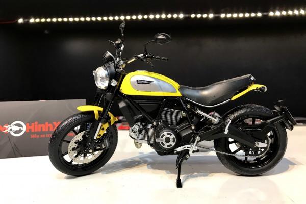 Ducati Scrambler 1:12 TSM