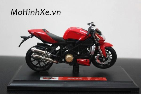Ducati Streetfighter S 1:18 Maisto