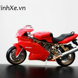 Ducati Supersport 900 1:18 Bburago