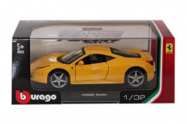 Ferrari 458 Italia 1:32 Bburago