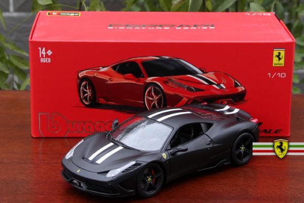 Ferrari 458 Speciale 1:18 Bburago Signature