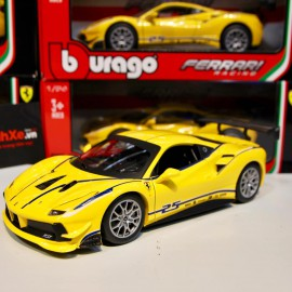Ferrari 488 Challenge 1:24 Bburago