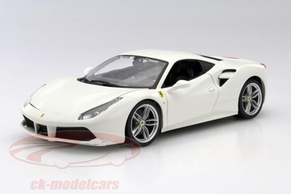 Ferrari 488 GTB 1:18 Bburago
