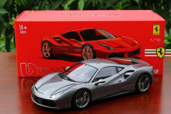Ferrari 488 GTB 1:18 Bburago Signature