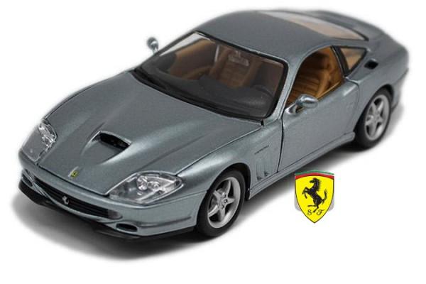 Ferrari 550 Maranello 1:24 Bburago