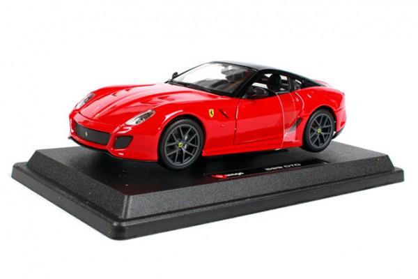 Ferrari 599 GTO 1:24 Bburago