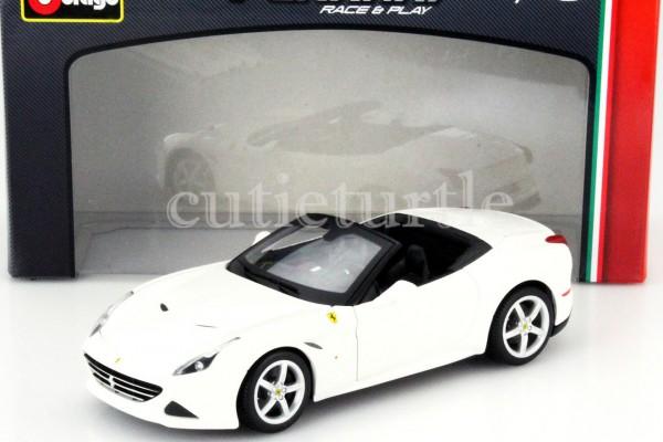 Ferrari California T mui trần 1:18 Bburago