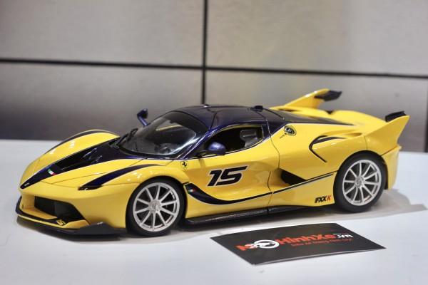Ferrari FXX K No.15 1:18 Bburago