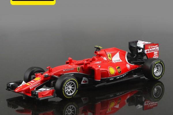 Ferrari Racing SF15-T S.Vette 1:24 Bburago