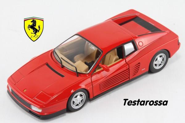 Ferrari Testarossa 1:24 Bburago