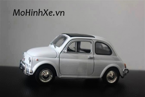 Fiat Nuova 500 1:24 Welly