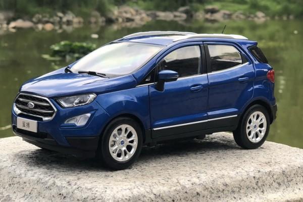 Ford Ecosport 1:18 Paudi