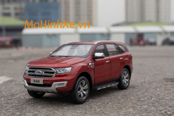 Ford Everest 1:18 Paudi
