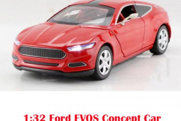 Ford Evos Concept 1:32 Hãng khác