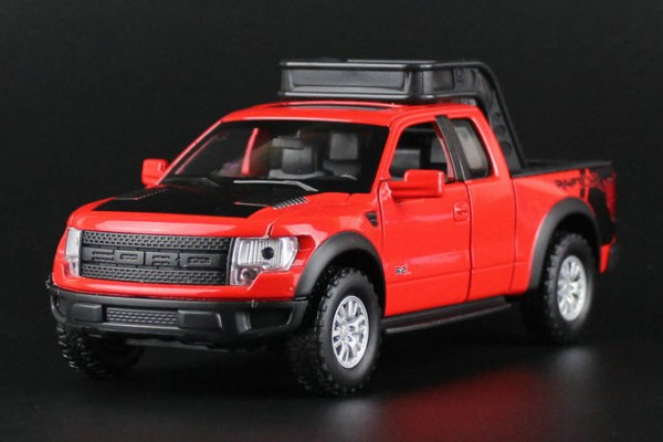 Ford F-150 Raptor 1:32 Double Horses