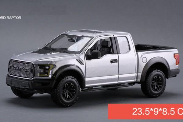 Ford F-150 Raptor 2017 1:24 Maisto