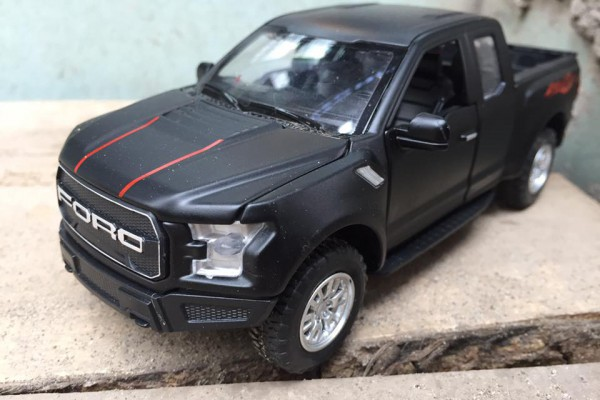 Ford F-150 Raptor 2017 1:32 Mini Auto
