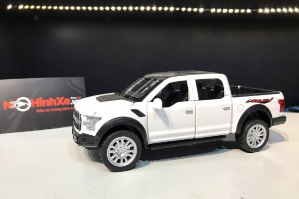 Ford F-150 Raptor 2017 4 cửa 1:32 TY Models