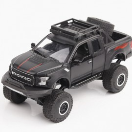 Ford F-150 Raptor 2017 Off-Road 1:32 Mini Auto