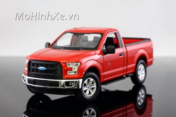 Ford F-150 Regular Cab 2015 1:24 Welly