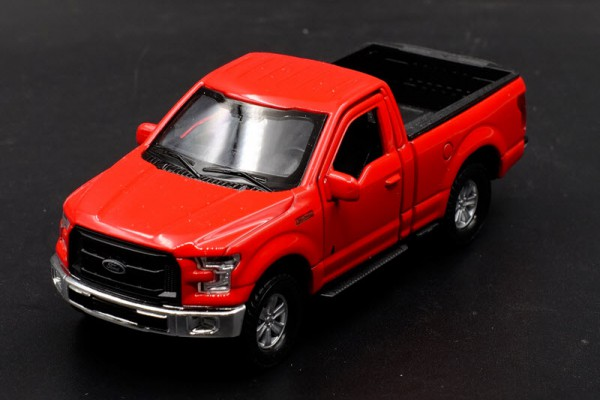 Ford F-150 Regular Cab 2015 1:36 Welly