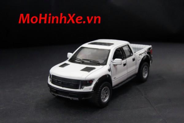 Ford F-150 SVT Raptor SuperCrew 1:36 Kinsmart