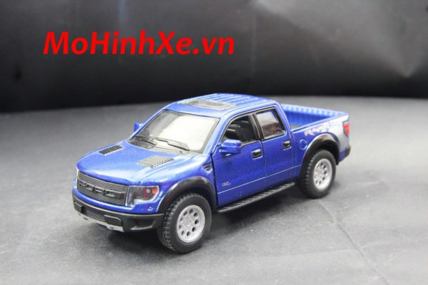 Ford F-150 SVT Raptor SuperCrew 1:36 Kinsmart
