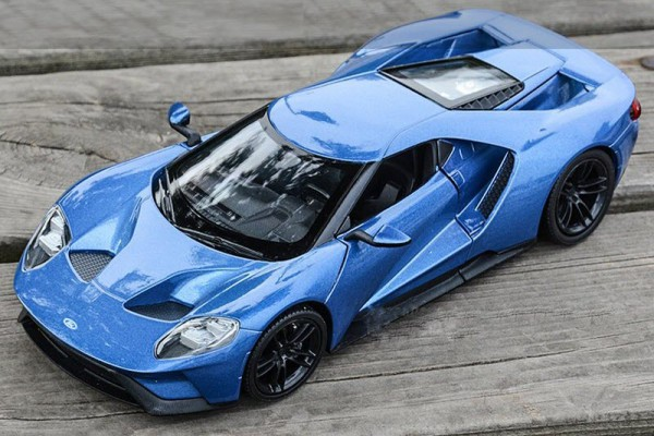 Ford GT 2017 1:24 Welly-FX