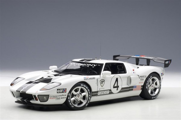 Ford GT LM Race Car Spec.II 1:18 AutoArt
