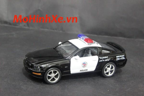 Ford Mustang GT 2006 Police 1:36 Kinsmart