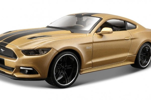 Ford Mustang GT 2015 1:24 Maisto