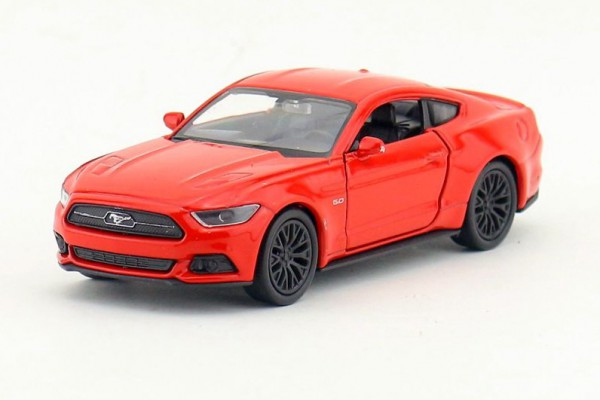 Ford Mustang GT 2015 1:36 Welly
