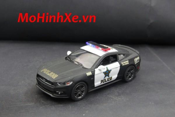 Ford Mustang GT 2015 Police 1:36 Kinsmart