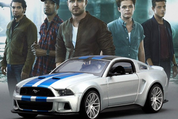 Ford Mustang Need for Speed Limited Edition 1:24 Maisto