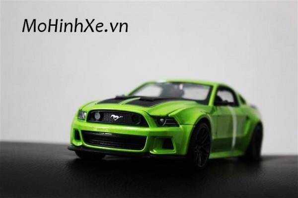Ford Mustang Street Racer 2014 1:24 Maisto