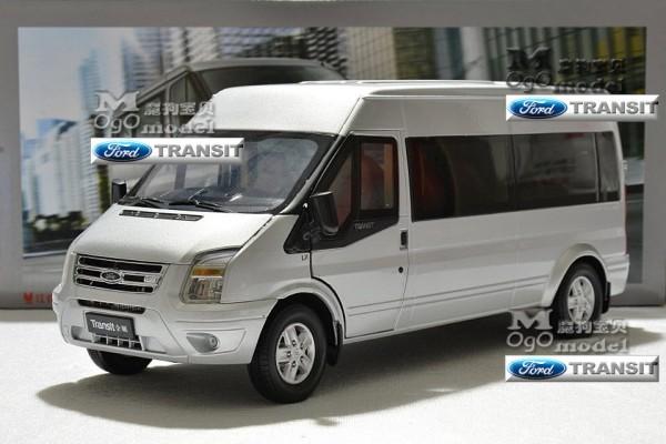 Ford Transit 1:18 Paudi
