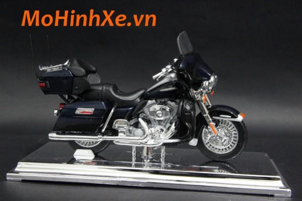Harley-Davidson FLHTK Electra Glide Ultra Limited 2013 1:18 Maisto