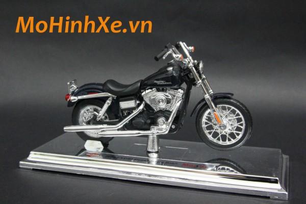Harley-Davidson FXDBI Dyna Street Bob 2006 1:18 Maisto