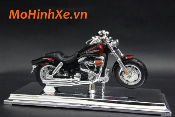 Harley-Davidson FXDFSE CVO Fat Bob 2009 1:18 Maisto