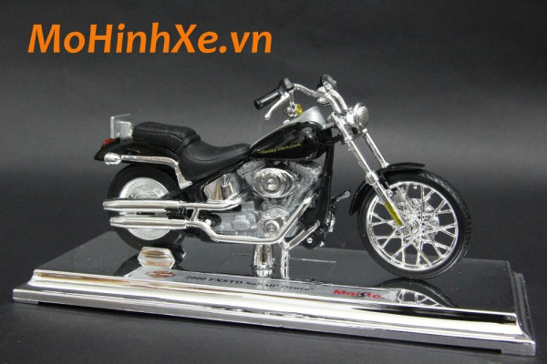 Harley-Davidson FXSTD Softail Deuce 2000 1:18 Maisto