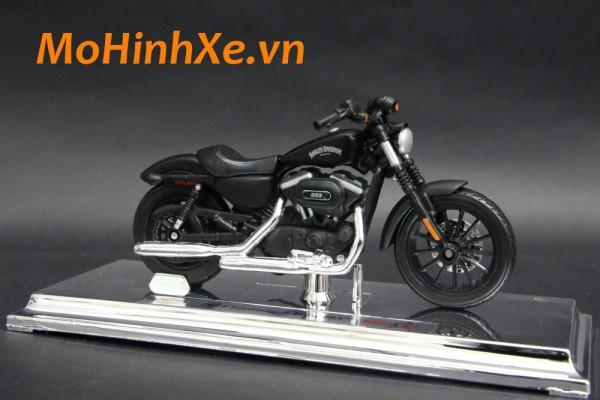 Harley-Davidson Sportster Iron 883 2014 1:18 Maisto