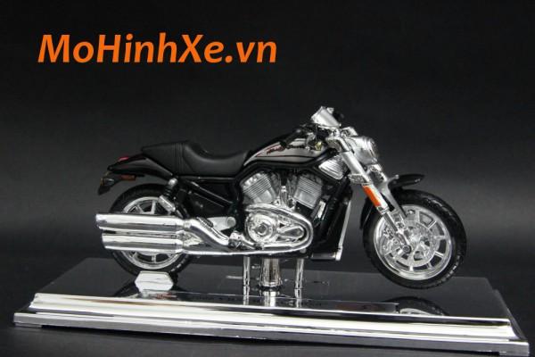Harley-Davidson VRSCR Street Rod 2006 1:18 Maisto