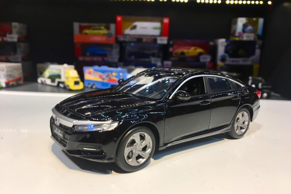 Honda Accord 2018 1:32 Jackiekim